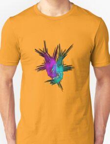Abstract Lights T-Shirt
