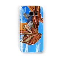 Imagination Take Flight Samsung Galaxy Case/Skin