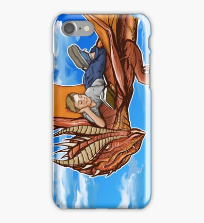 Imagination Take Flight iPhone Case/Skin