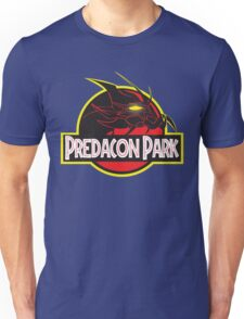 Welcome to Predacon Park T-Shirt