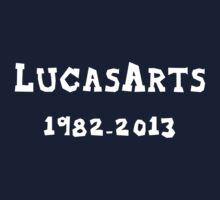 LucasArts: 1982-2013 Kids Clothes