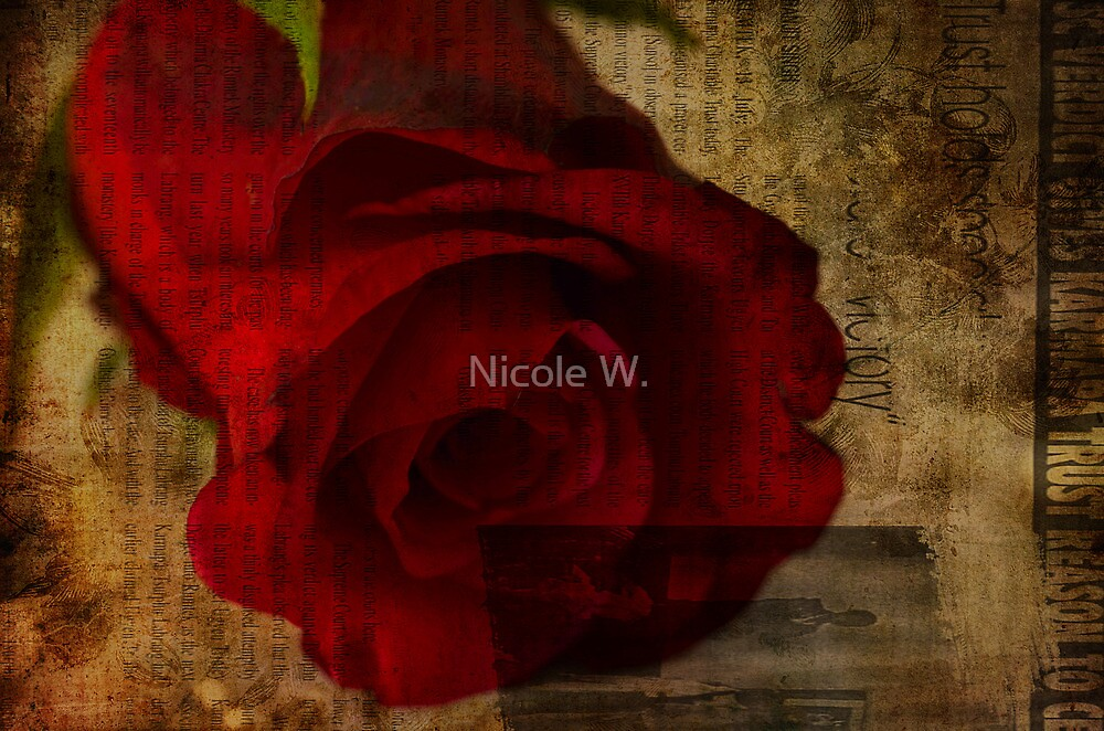 red by Nicole W.