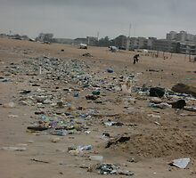 Lagos cleaner beaches by Pontvert