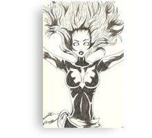 Dark Phoenix  Canvas Print
