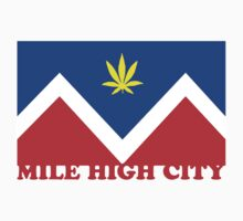 Mile High City by mouseman