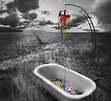 Let it rain by Lewchew