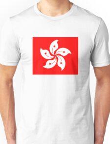 Flag of Hong Kong Unisex T-Shirt