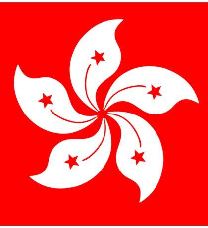 Flag of Hong Kong Sticker
