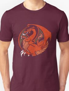 Pokemon / Game of Thrones: Charizard / Targaryen T-Shirt