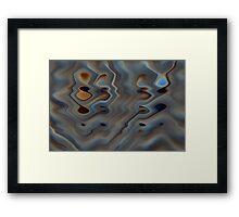 Meanderings No. 4 Framed Print