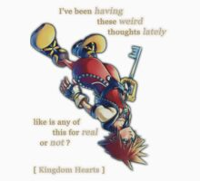 Kingdom Hearts Sora Intro  by KyouuSunshiine