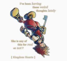 Kingdom Hearts Sora Intro  by KyouuSunshiine