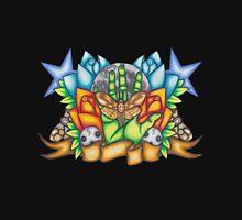 Deaths Head Moth Flash Unisex T-Shirt