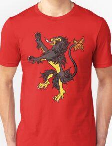 Pokemon / Game of Thrones: Luxray / Lannister T-Shirt