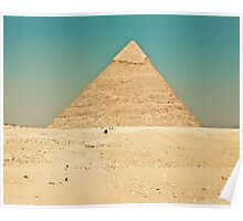 Pyramid of Giza Poster