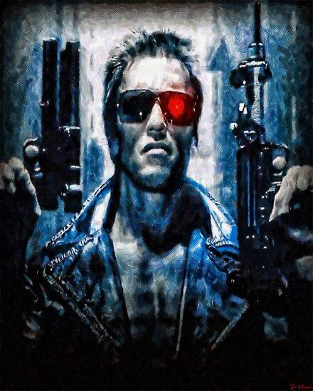 T-800 Terminator by Joe Misrasi
