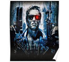 T-800 Terminator Poster