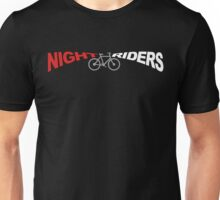 Night Riders Bicycling Shirt Unisex T-Shirt
