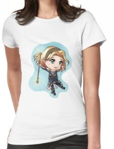 Chibi Lux Womens Fitted T-Shirt