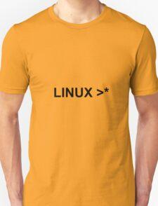 linux >* T-Shirt