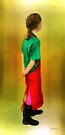 Little Shopgirl by RC deWinter