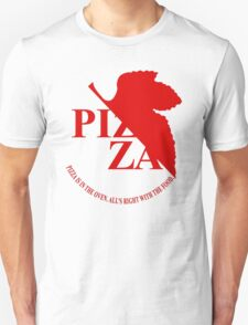 Pizzavangelion Team Shirt T-Shirt