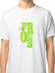 One Word: Process Classic T-Shirt