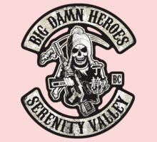 Big Damn Heroes v2 Baby Tee