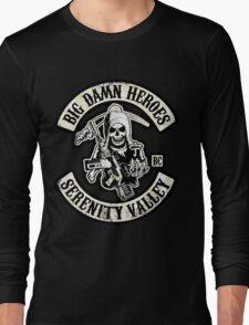 Big Damn Heroes v2 Long Sleeve T-Shirt