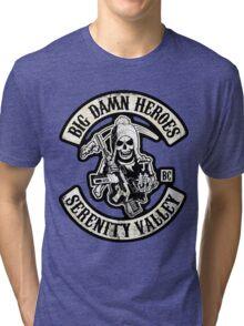 Big Damn Heroes v2 Tri-blend T-Shirt