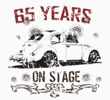 Bug 65 Years On Stage T-Shirt T-Shirt