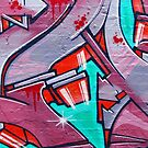 Unfold III by Thomayne