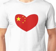 Love China Unisex T-Shirt