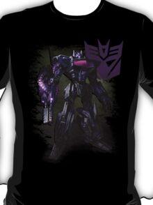 Transformers War For Cybertron - Decepticons: Shockwave T-Shirt