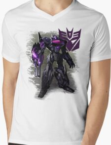 Transformers War For Cybertron - Decepticons: Shockwave Mens V-Neck T-Shirt
