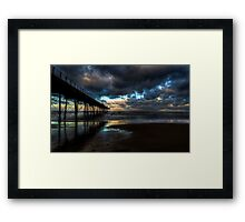 Path into the Light Framed Print