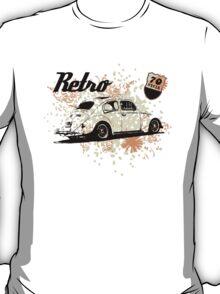 Retro BUG 70's T-Shirt T-Shirt