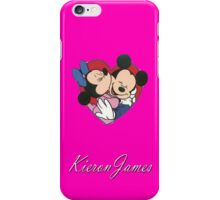 Mickey and Minnie <3 iPhone Case/Skin