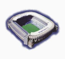 Santiago Bernabeu Stadium by Astvdillo