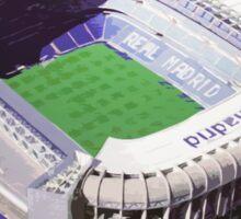 Santiago Bernabeu Stadium Sticker