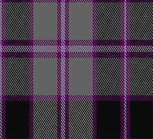 01955 Centeral Newcastle School Tartan Fabric Print Iphone Case by Detnecs2013