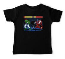 Sewer Fighter Baby Tee