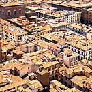 Florence Rooftops by Chris Bavaria
