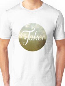 BlueFakerBlurred Unisex T-Shirt