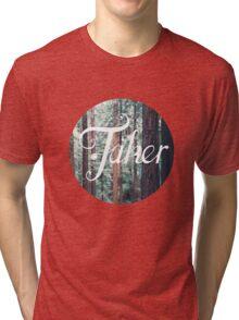BlueFakerForest No2 Tri-blend T-Shirt
