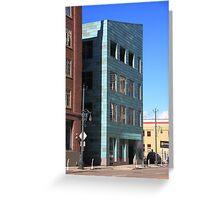 Denver Historic Building Greeting Card