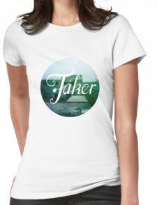 BlueFakerScotland Womens Fitted T-Shirt