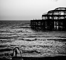 Brighton by Chris Bavaria