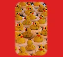 Yellow Rubber Ducks Unisex T-Shirt