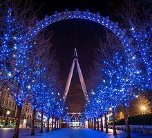 London Eye by Tanasha